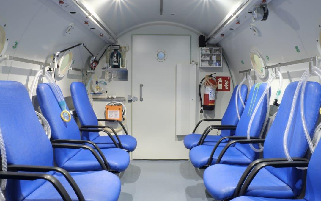La Cámara Hiperbárica en Málaga y la unidad de medicina hiperbárica y regenerativa de Benalmádena