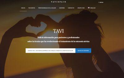 TAVISPAIN, el portal de información cardiovascular referente en el sector
